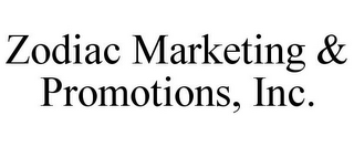mark for ZODIAC MARKETING & PROMOTIONS, INC., trademark #78900436