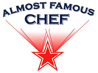 mark for ALMOST FAMOUS CHEF, trademark #78900796