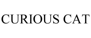 mark for CURIOUS CAT, trademark #78901004