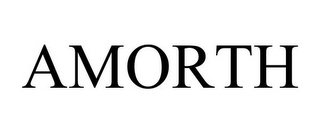 mark for AMORTH, trademark #78901029