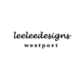 mark for LEELEEDESIGNS WESTPORT, trademark #78901098