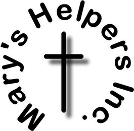 mark for MARY'S HELPERS INC., trademark #78901531