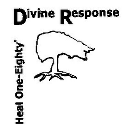 mark for DIVINE RESPONSE HEAL ONE-EIGHTY°, trademark #78902833