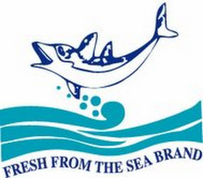 mark for FRESH FROM THE SEA BRAND, trademark #78902977