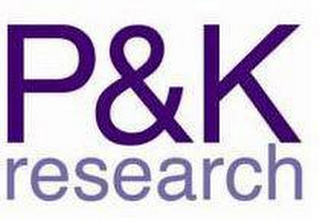 mark for P&K RESEARCH, trademark #78903349