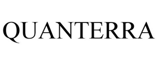 mark for QUANTERRA, trademark #78903483