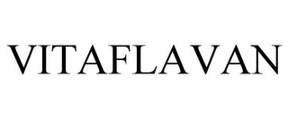 mark for VITAFLAVAN, trademark #78903649