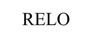 mark for RELO, trademark #78903743