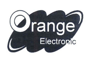 mark for ORANGE ELECTRONIC, trademark #78903922
