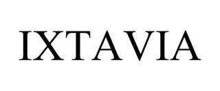 mark for IXTAVIA, trademark #78903952