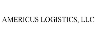 mark for AMERICUS LOGISTICS, LLC, trademark #78904346