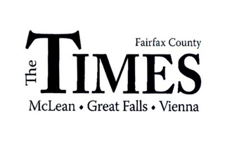 mark for THE TIMES FAIRFAX COUNTY MCLEAN · GREAT FALLS · VIENNA, trademark #78904627