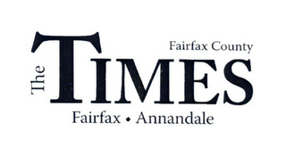 mark for THE TIMES FAIRFAX COUNTY FAIRFAX · ANNANDALE, trademark #78904634