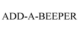 mark for ADD-A-BEEPER, trademark #78904758