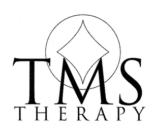 mark for TMS THERAPY, trademark #78904779