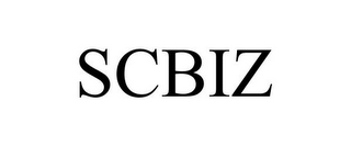 mark for SCBIZ, trademark #78905023