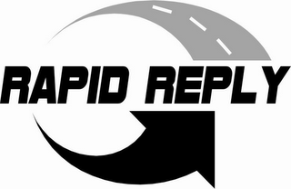 mark for RAPID REPLY, trademark #78905080