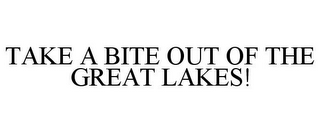 mark for TAKE A BITE OUT OF THE GREAT LAKES!, trademark #78905595