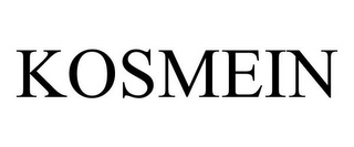mark for KOSMEIN, trademark #78905661