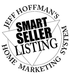 mark for SMART SELLER LISTING JEFF HOFFMAN'S HOME MARKETING SYSTEM, trademark #78905783