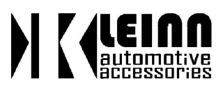 mark for KLEINN AUTOMOTIVE ACCESSORIES, trademark #78905799