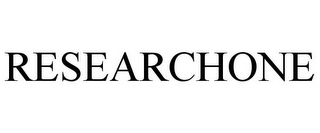 mark for RESEARCHONE, trademark #78905989