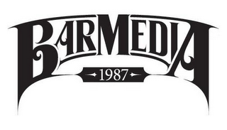 mark for BARMEDIA 1987, trademark #78906221