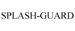 mark for SPLASH-GUARD, trademark #78906260