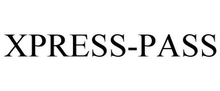 mark for XPRESS-PASS, trademark #78907318
