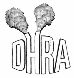 mark for D H R A, trademark #78907754