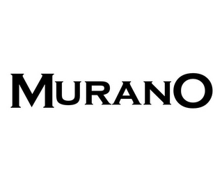 mark for MURANO, trademark #78908575