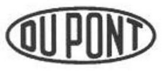 mark for DU PONT, trademark #78908663