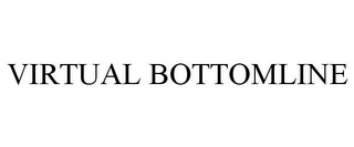 mark for VIRTUAL BOTTOMLINE, trademark #78909156