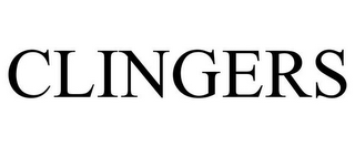 mark for CLINGERS, trademark #78909403