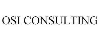 mark for OSI CONSULTING, trademark #78909619