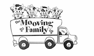 mark for THE MOOVING FAMILY, trademark #78910535