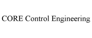 mark for CORE CONTROL ENGINEERING, trademark #78911814
