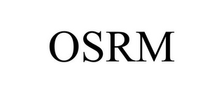 mark for OSRM, trademark #78911833