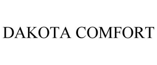 mark for DAKOTA COMFORT, trademark #78912052