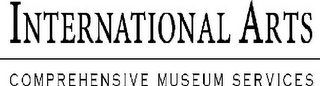 mark for INTERNATIONAL ARTS COMPREHENSIVE MUSEUM SERVICES, trademark #78912136