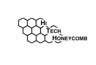 mark for HI TECH HONEYCOMB, trademark #78912405