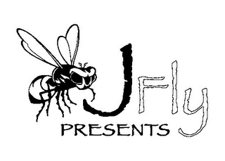 mark for JFLY PRESENTS, trademark #78913118