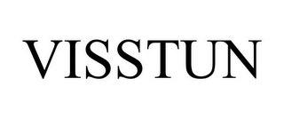 mark for VISSTUN, trademark #78913568