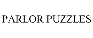 mark for PARLOR PUZZLES, trademark #78913634