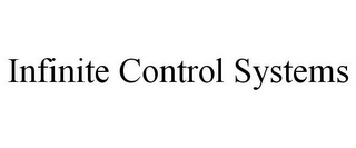 mark for INFINITE CONTROL SYSTEMS, trademark #78914256