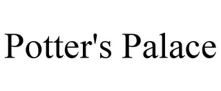 mark for POTTER'S PALACE, trademark #78914861