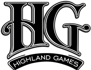 mark for HG HIGHLAND GAMES, trademark #78915242