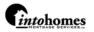 mark for INTOHOMES MORTGAGE SERVICES, INC., trademark #78915413