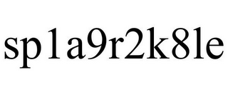 mark for SP1A9R2K8LE, trademark #78915484