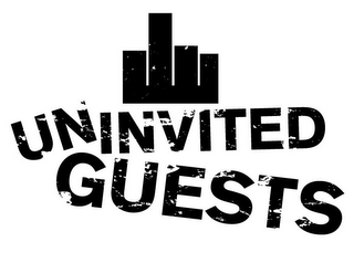 mark for UNINVITED GUESTS, trademark #78915488